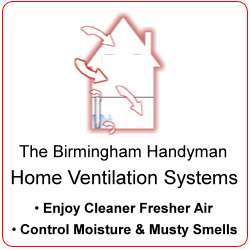 Home Ventilation Systems Birmingham AL