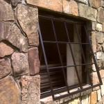 Steel Window Welded In Frame