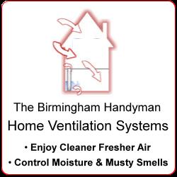 Birmingham Home Ventilation