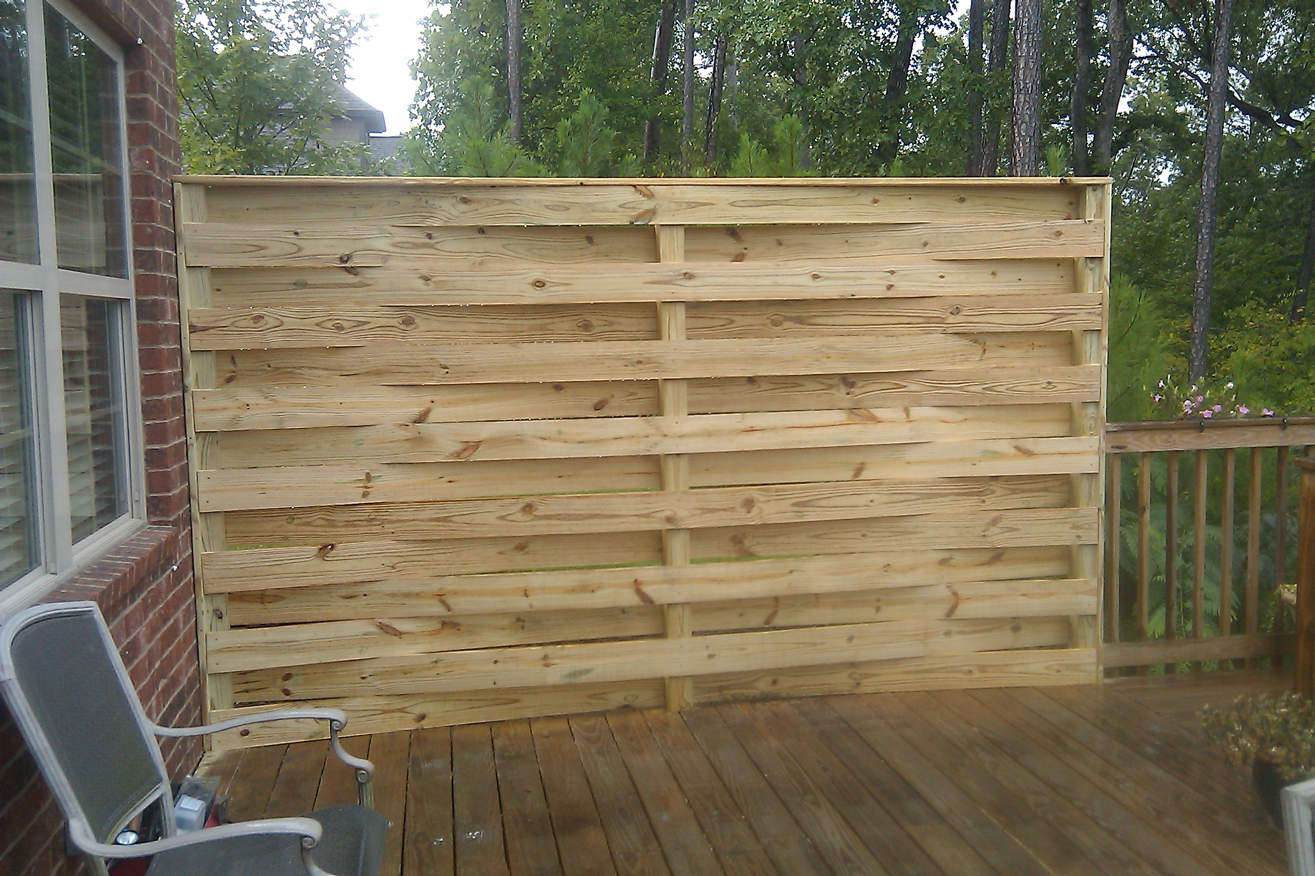 The Birmingham Handyman Fence Repair Birmingham Al