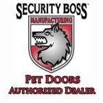 Security Boss Authorized Pet Door Installation Dealer