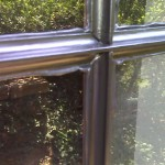 window pane repair