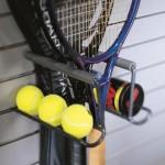 Garage Wall Storage Racquet Rack