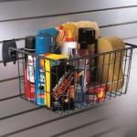 Garage Wall Storage Big Basket