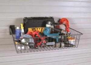 Garage Wall Storage Big Work Basket