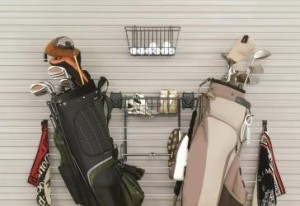 Garage Wall Storage Golf Sports Package