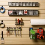 Garage Wall Storage Work Bench Accessory Kit