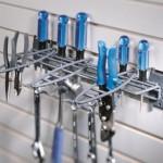 Garage Wall Storage Hand Tool Rack