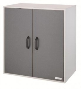 Garage Wall Cabinet With Doors