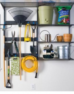 Garage Storage Kits FR-Shelf & Spanner Kit