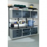 Garage Storage Kits FR Work Station Kit