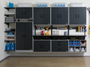 Garage Storage Kits FR Work & Storage Kit