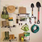 Garage Storage Kits Garden Center Kit