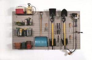 Garage Storage Kits Lawn & Garden Kit