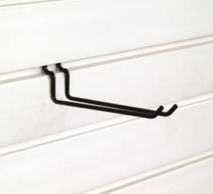 "Garage Storage 6"" Double Hook"