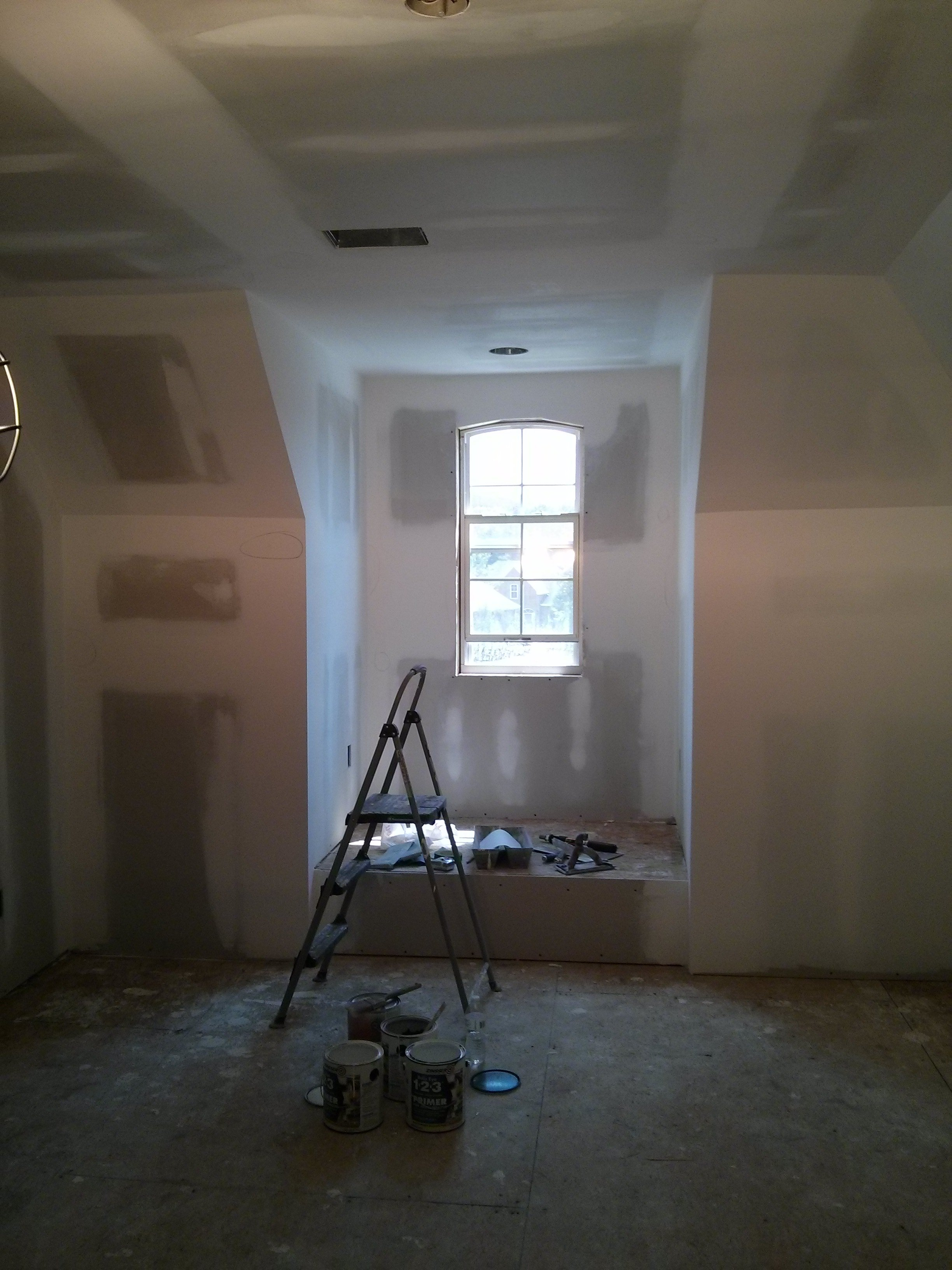 Drywall Repair & Finishing Service
